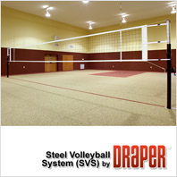 Draper Steel Volleyball System (SVS)