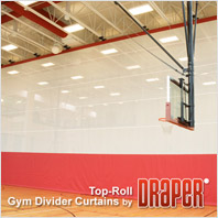 Draper Top-Roll Gym Dividers