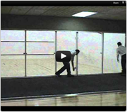 Racquetball Court Doubleplay Glass